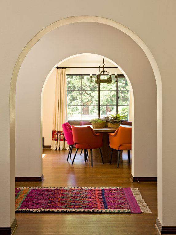 A Bright Mediterranean Home in Portland | Rue