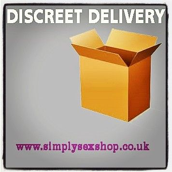 Your privacy is important to us. Our delivery service is 100% discreet, all orders are shipped in plain packaging. The name Simply Sex Shop will not be displayed anywhere on the packaging.