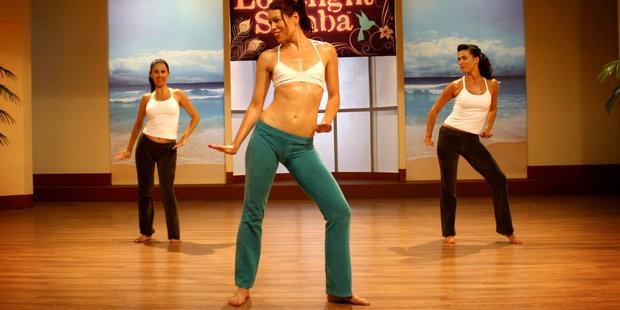 Samba Workout