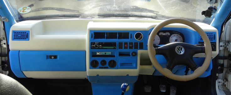 Interior cab ideas please help page 2 vw t4 for Vw t4 interior designs