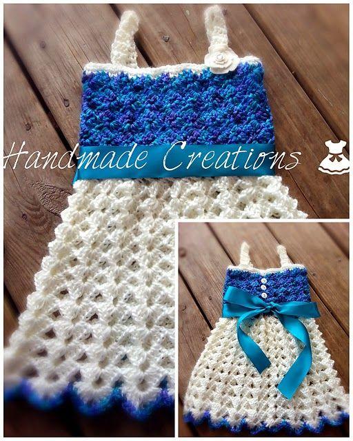 free crochet dress pattern for girls corner to corner ...