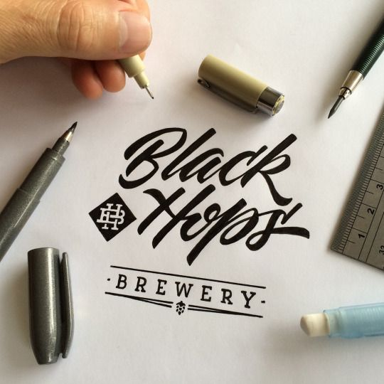 Betype Typography Lettering Inspiration Type