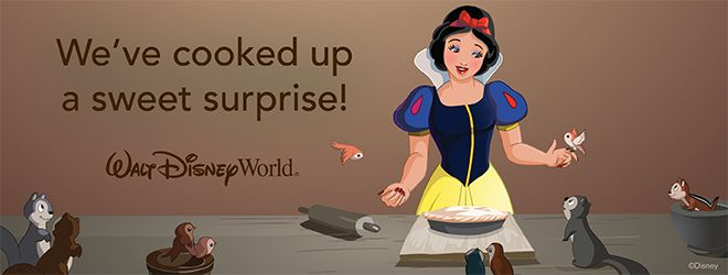 NEW Disney Offer - Free quick-service meal with Walt Disney World summer offer