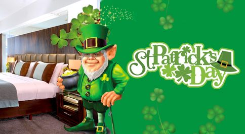 Celebrate 17th March - St. Patrick's Day with us and join Dubai's biggest Paddy's Day party for FREE! The Bonnington Hotel invites you to enjoy & celebrate 17th March - St. Patrick's Day with us. We're the only Irish owned hotel in Dubai, so you'll have a truly Irish experience. Click on the pin to find out more!