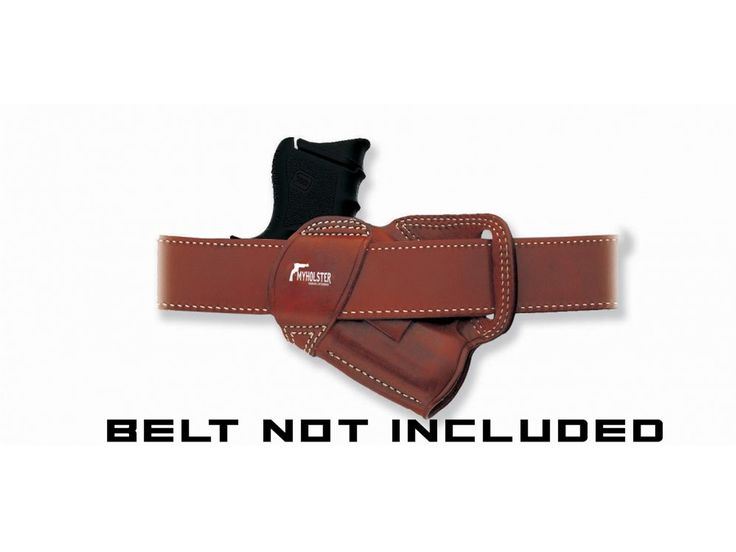 SOB Small Of Back Holster for 1911 5-Inch Colt, Kimber, Para, Springfield - Myholster