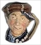 Royal Doulton Character Jug/ Toby Mug Pearly Boy Small Variation 1 (2.1Kq) http://www.rubylane.com/shop/thegryphonsnest/ilist/,c=Royal_Doulton_Pottery,cs=Pottery:By+Maker:Royal+Doulton,cstyle=1.html