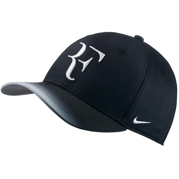 The Nike Men's Roger Federer Aerobill CLC99 Tennis Cap is sure to give you that signature style on the court. This cap is lightweight, uses Aerobill technology to wick sweat away, and features embroidered eyelets to enhance breathability and ventilation. The knit sweatband and black underbill make this a high performance cap