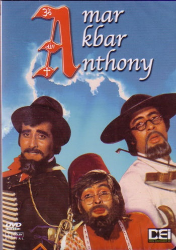 Amar Akbar Anthony (1977) My all time favorite