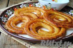 Картофельные спирали