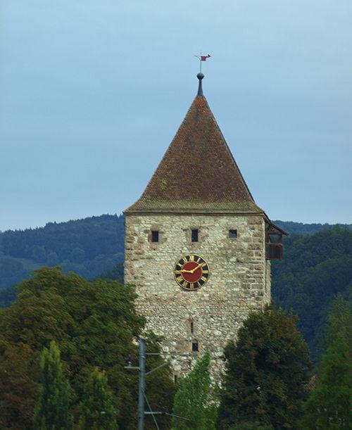 Vagacosmos, Suiza, capital del reloj