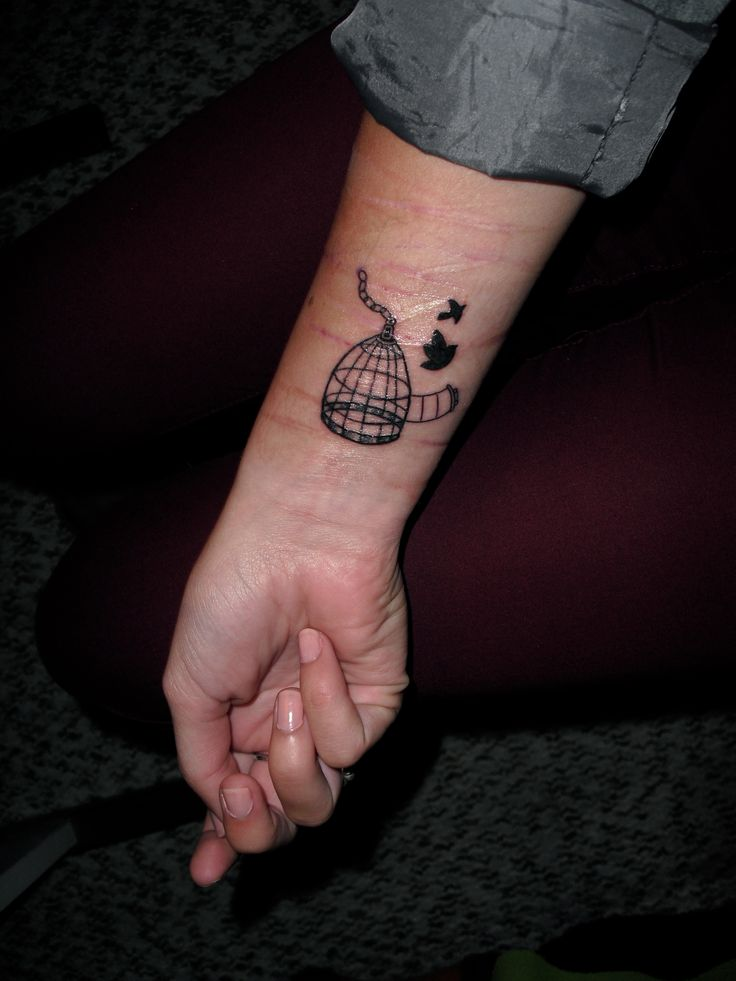 17 best images about self harm tattoos on pinterest the for How deep is a tattoo