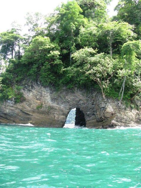 Passage de Corcovado - Costa Rica