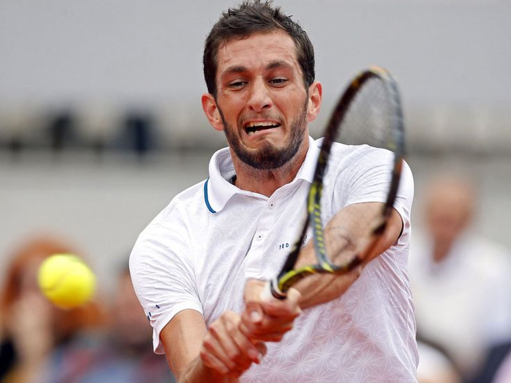 James Ward was well beaten by Dusan Lajovic as Serbia drew level with Great Britain in their Davis Cup quarter-final in Belgrade.