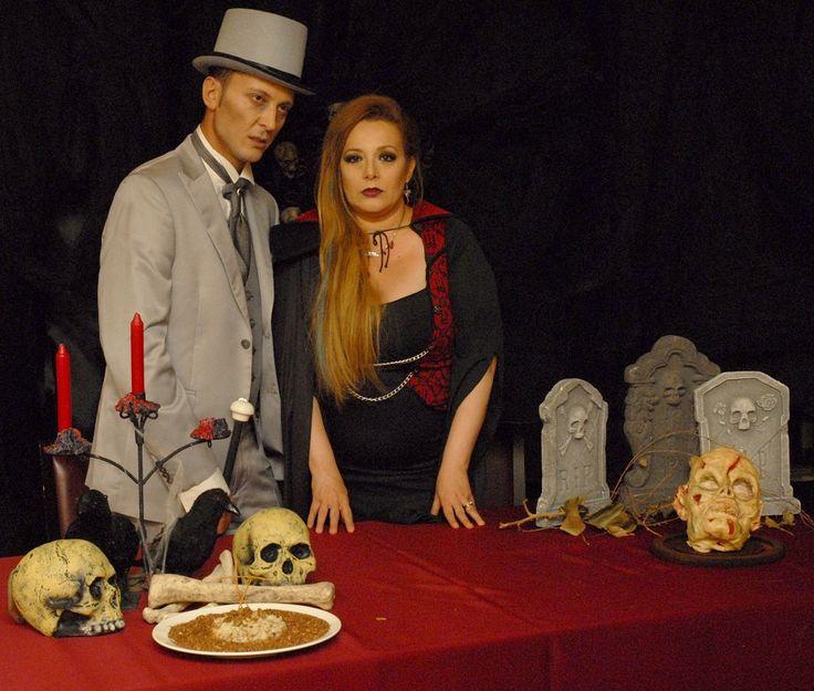 Leggete su Stile la presentazione del cenone di Halloween più gourmet della storia cliccando qui http://www.stile.it/speciale/halloween-2014/articolo/art/gourmet-dallloltretomba-a-milano-id-18717/ ... e prenotatevi prima che finiscano i posti! :-)