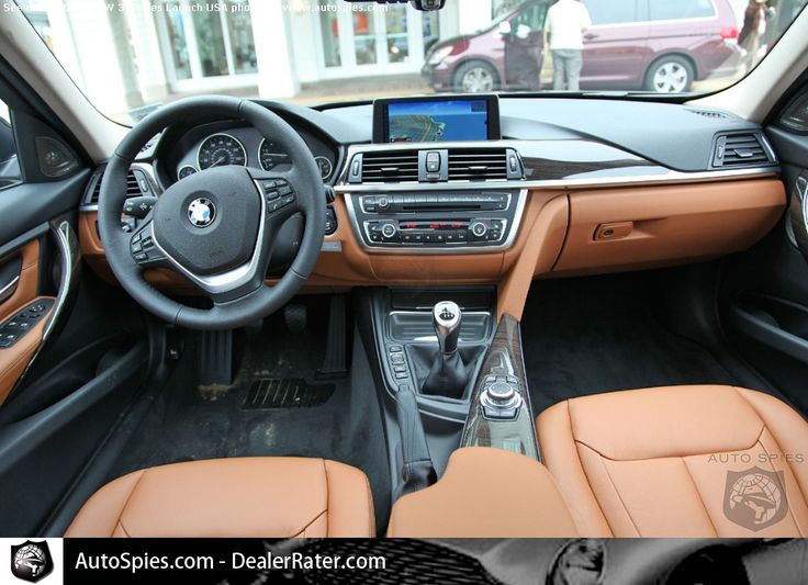 interior leather of my BMW:) 2012 BMW 328i
