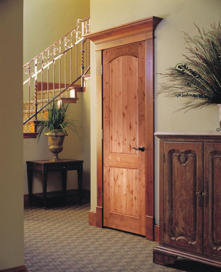 Woodgrain Doors - Knotty Alder Collection : woodgrain door - Pezcame.Com