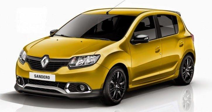 Renault Sandero 2016 a precios desde $27´290.000 Pesos en Colombia » Los Mejores Autos