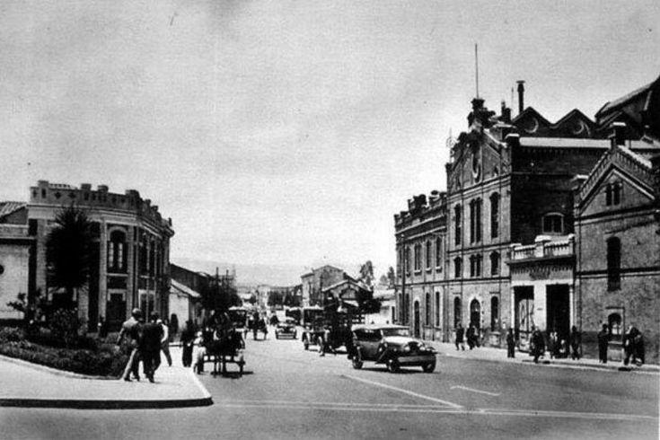 Fábrica de Bavaria (1943) - Fotos Antiguas Bogotá - Facebook