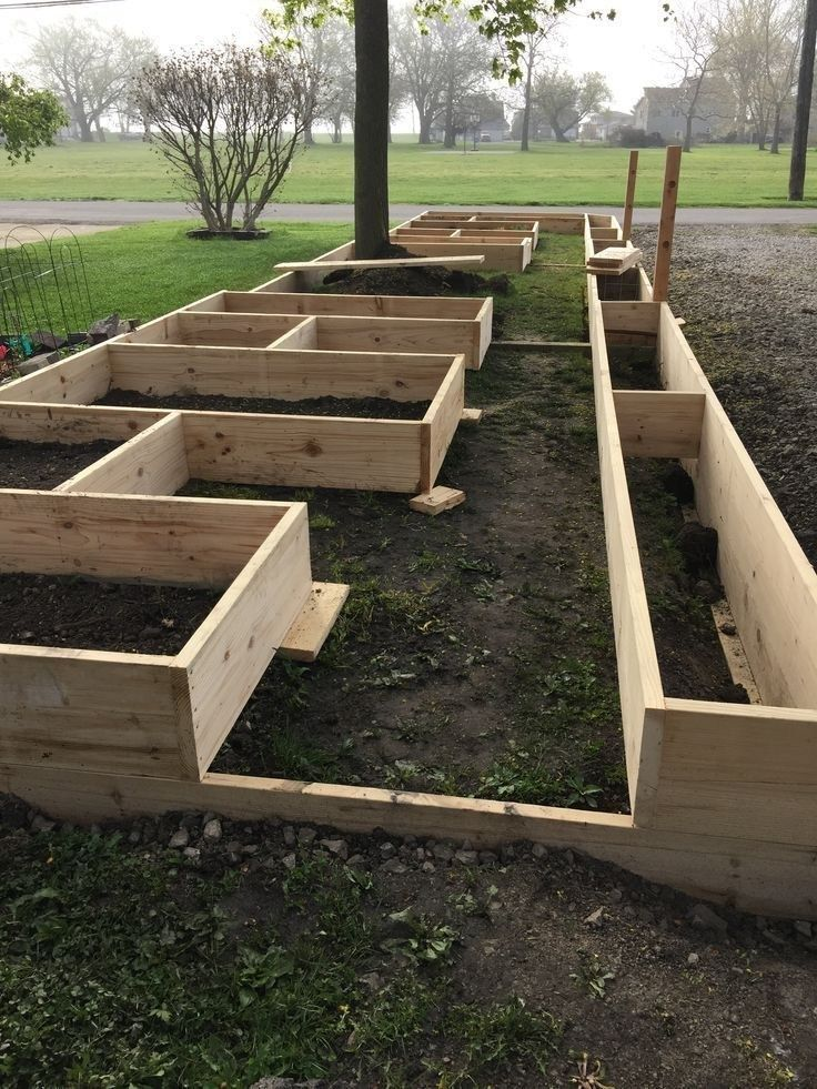 56 Vegetable Garden Design Ideas For Beginner #veg…