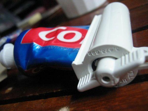 Utensilios De Baño Lista:Toothpaste Squeezer Tube Winder