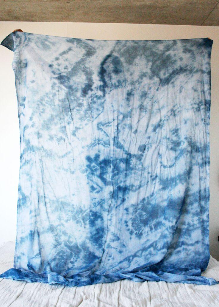 Vvagabond scarf- oceans blue // www.vvagabond.com