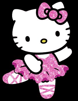 285 best images about hello kitty party on pinterest ballerina birthday hello kitty party - Ballerine hello kitty ...