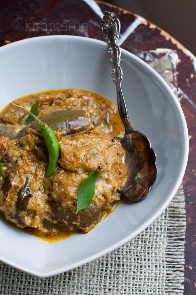 Vegan Masaledar Baingan {spiced eggplant}