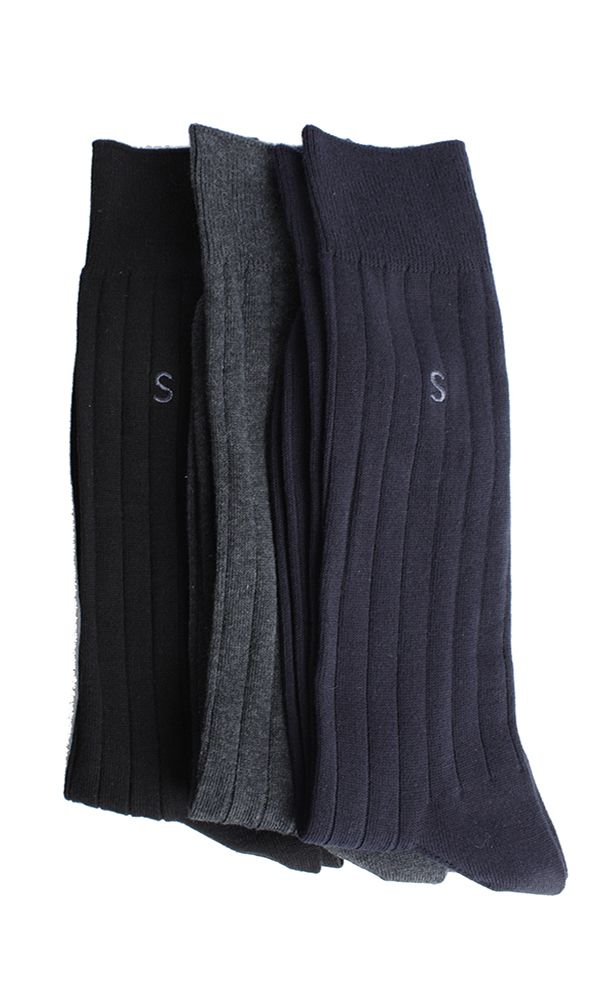 Soxmile - Big & Tall Ribbed Socks for Men - http://soxmile.com/news/soxmile-big-tall-ribbed-socks-for-men/