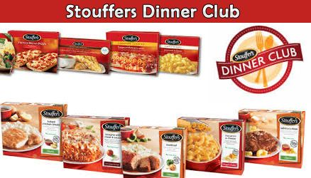 Stouffers Dinner Club aims at satisfying customers by providing them the posh facility of getting discounts on various Stouffer products by ...