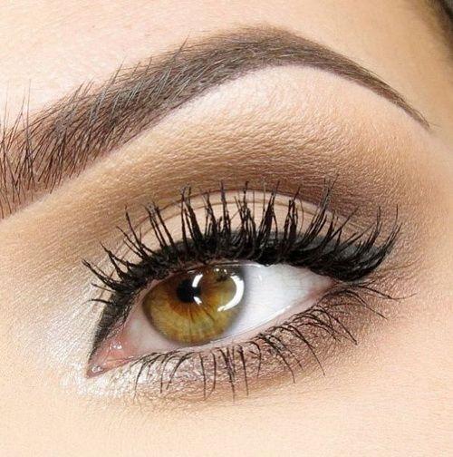 Natural Eye Liner Makeup