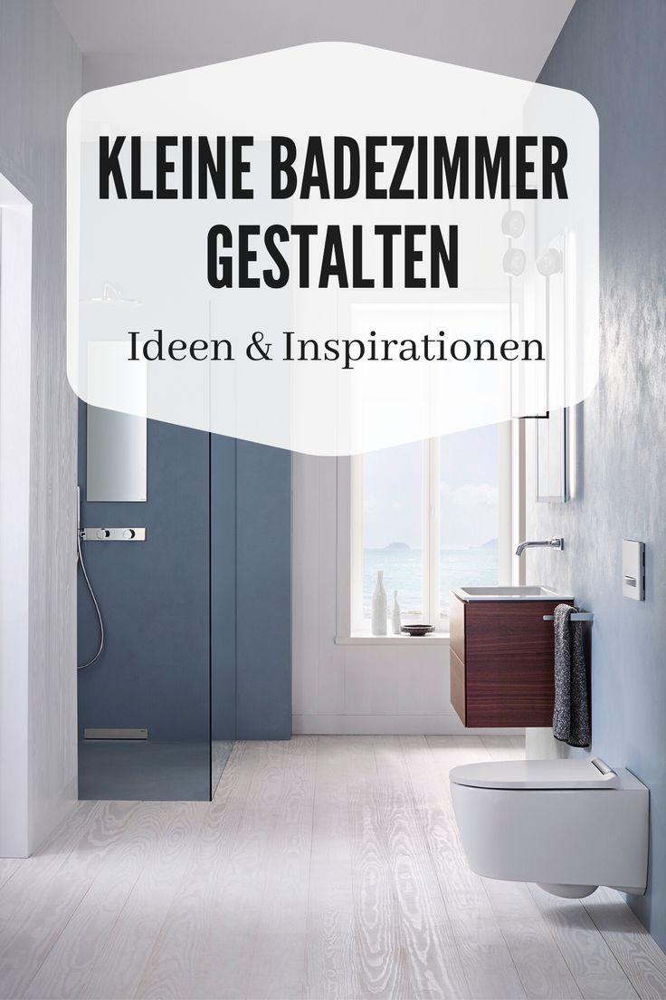 Neues Bad planen Ideen und Tipps für kleine Badezimmer ...