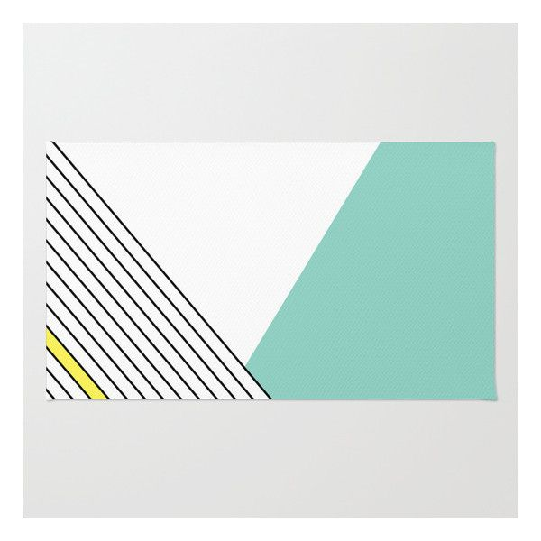 Minimal Complexity Rug (90 BRL) ❤ liked on Polyvore featuring home, rugs, patterned rugs, zigzag rug, chevron area rug, machine washable rugs and chevron pattern rug