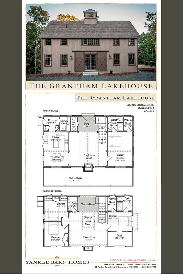 de12f06452425e31af1e4df263659a46 barn plans barn living 254 best lake house plans images on pinterest,Best Lake House Plans