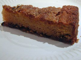 Chocolate and Candied Chestnuts Coffee Cake Recipe+on+Chocolate+%26+Zucchini