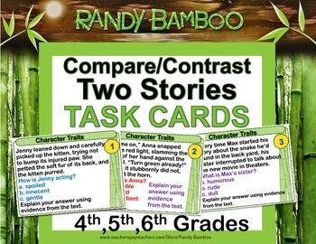 """fishing compare and contrast Supplement your lesson with one or more of these options and challenge students to compare and contrast  pair """"fish cheeks"""" with  commonlit is a 501(c)(3."""