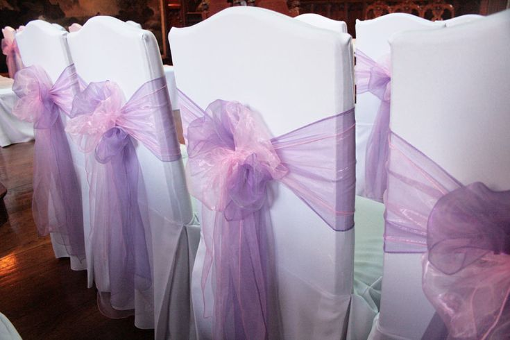 Wedding Chair Cover Hire | Lake District | Cumbria | Lancashire