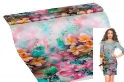"""Атлас 6389 - качественная ткань с рисунком турецкого производства в категории """"атлас (сатин)"""". Ткань состоит из 100% Полиэстер . Палитра цвета ткани Атлас 6389: бирюзовый, голубой, желтый, зеленый, красный, молочный, оранжевый, розовый, фиолетовый, черный. Ширина: 150см; вес: 100г/м 300 грн"""