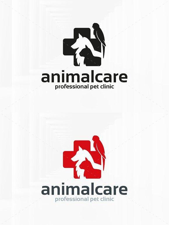 Animal Care Logo Template Care Logo Logo Templates Pet Shop Logo