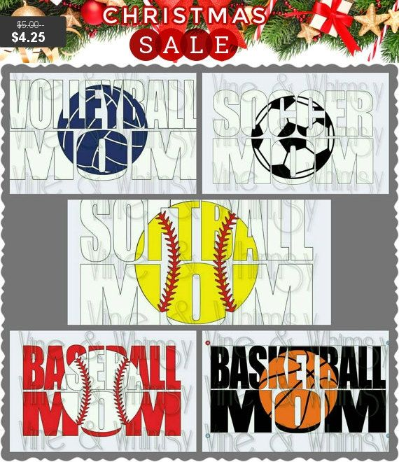 Sports Mom Decal, Car decal, waterproof vinyl sticker, personalized sports decal, bumper sticker, knock out design sports decals, oracal 651