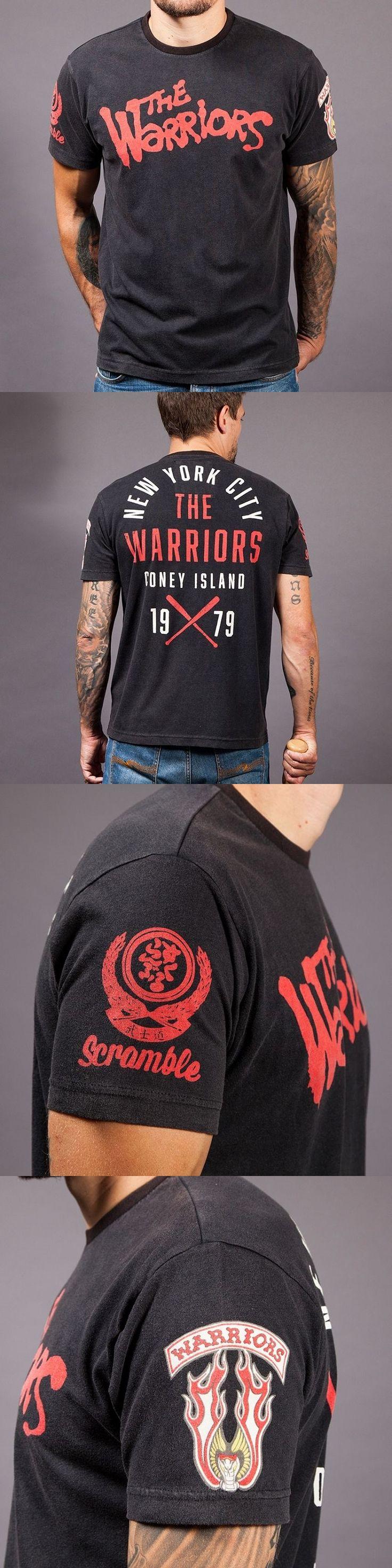 Shirts 73983: Scramble The Warriors Official T-Shirt Jiu Jitsu Bjj No Gi Grappling -> BUY IT NOW ONLY: $48.92 on eBay!