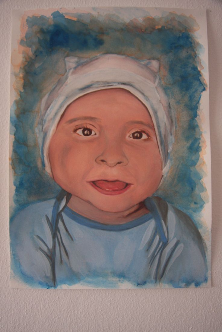 This is the second of my 12 portrait series entitled The 12 Months of Jesús David. It's a celebration of the first year of my son's life. I suppose these Youtube videos of parents taking a p...