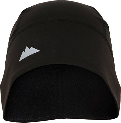 Skull Cap / Helmet Liner / Running Beanie - Ultimate Thermal Retention & Performance Moisture Wicking. Fits under Helmets Buy New: $8.95  Saporas Clothing - Novelty www.saporasclothing.com