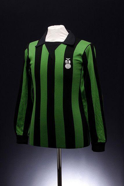 Coventry City Football Shirt (1972-1975, Away)