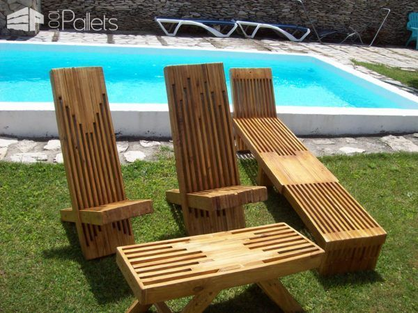1186 Best Pallet Benches Chairs Amp Stools Images On