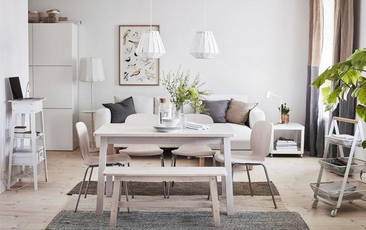 BESTÅ wandkastcombinatie | IKEA IKEAnederland inspiratie wooninspiratie woonkamer kast opberger servieskast modulair vakkenkast