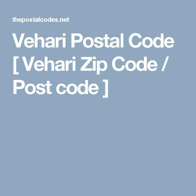 Vehari Postal Code [ Vehari Zip Code / Post code ]
