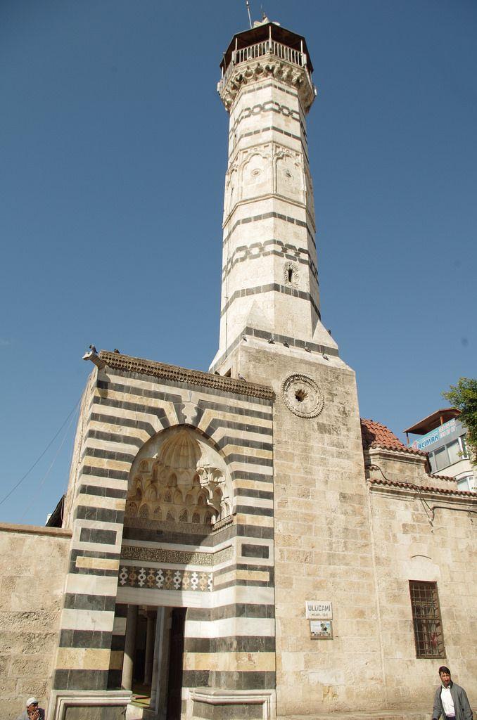 Ulu Mosque (Grand Mosque). Adana 25