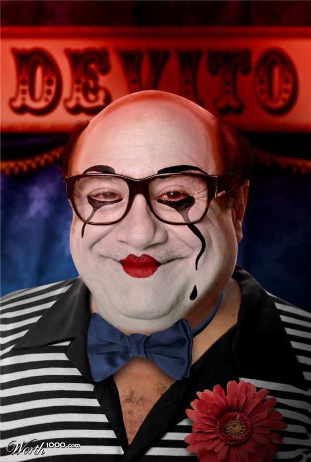 Celebrity Mimes 5  Worth1000 Contests  Holloween ideas for me in 2019  Joker clown Clown