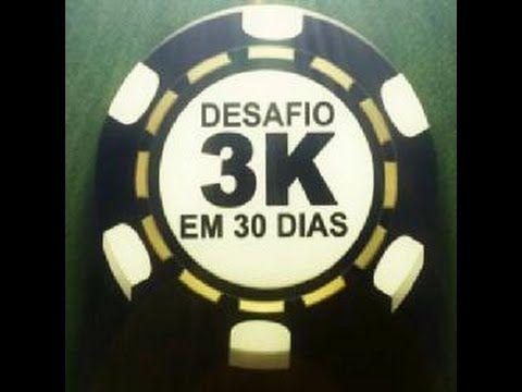 DESAFIO 3K EM 30 DIAS