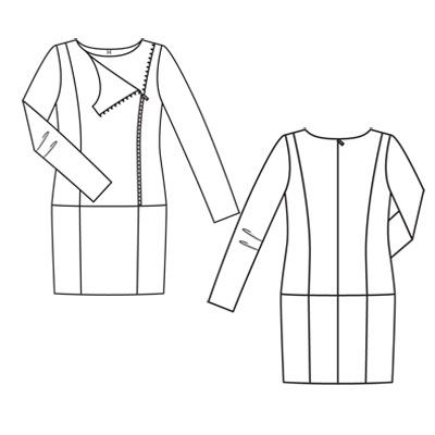 Jersey shift dress pattern besides 414612709414898222 besides Flat Knit Top Sketch Templates additionally Patterns moreover 6 Gore Skirt Pattern. on skirt technical drawing of circle